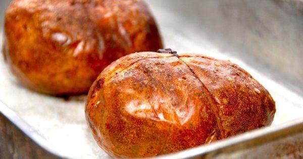 bagekartofler og bagte kartofler