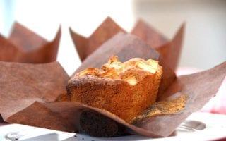billederesultat for muffins med æble og marcipan