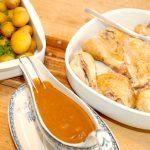 billederesultat for gammeldags grydestegt kylling med persille og sovs