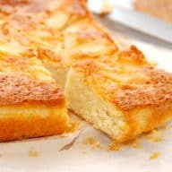billederesultat for hjemmelavet æblekage