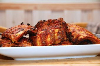 Kamben på grill, i ovn, med kogetid, marinade – det hele!
