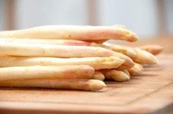 Billede resultat for hvide asparges