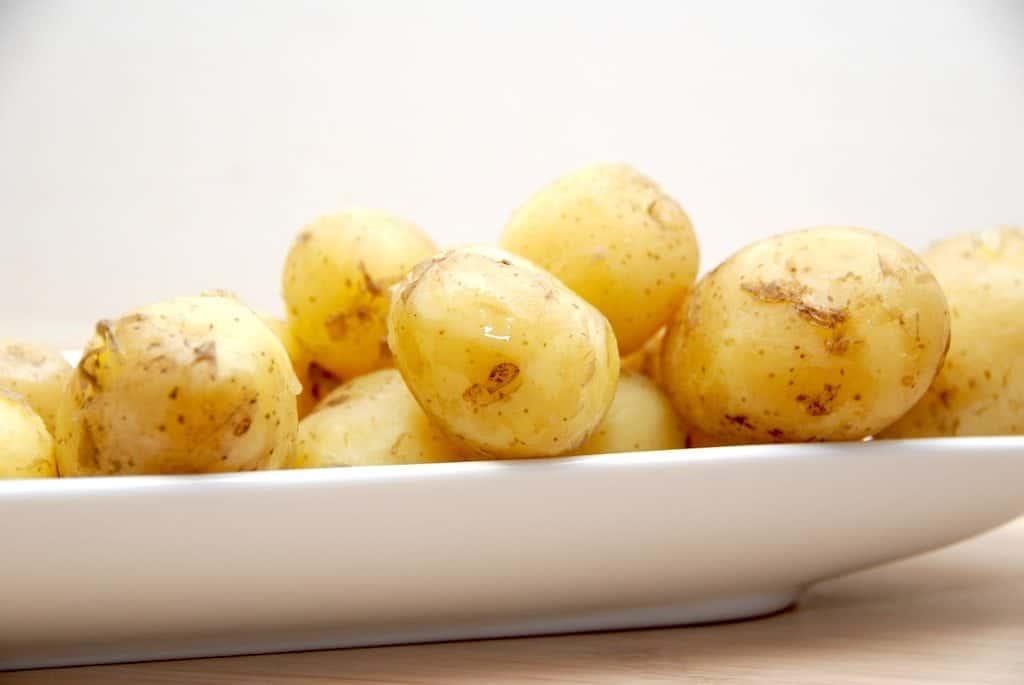 Kogetid på nye danske kartofler er syv minutter