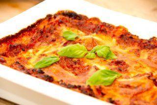 Hjemmelavet lasagne med oksekød (saftig udgave)