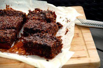 Billede resultat for chokolade drømmekage