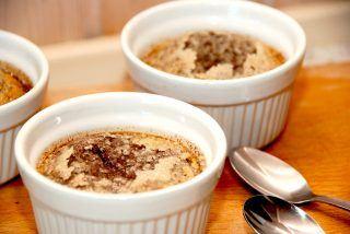 Creme brulee med chokolade opskrift