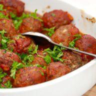 billederesultat for italienske kødboller