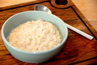 Havregrød opskrift (havregrød med mælk og vand)
