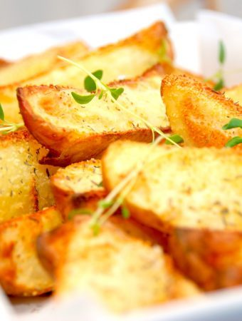 Kål med hakket kød og karry i ovn - Madens Verden