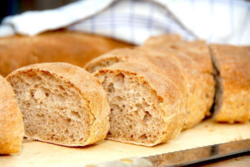 Verdens bedste brød med fordej opskrift