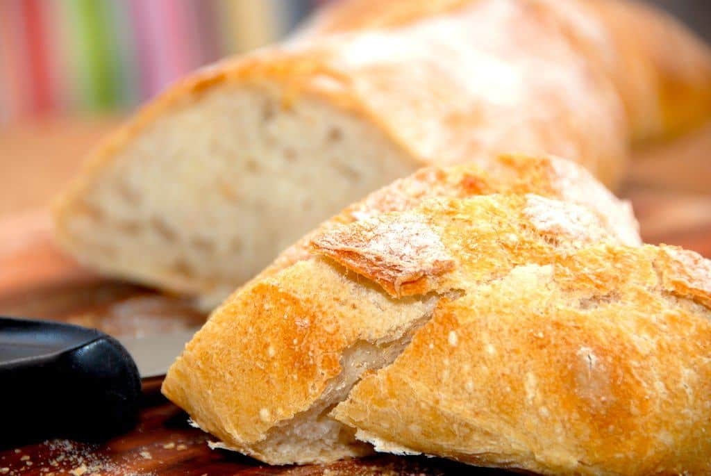Filonebrød - italiensk madbrød med fordej