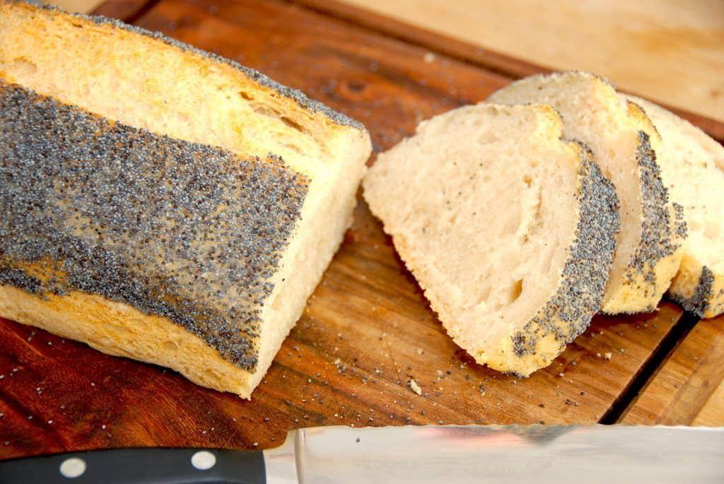 Langtidshævet brød - hæver natten over