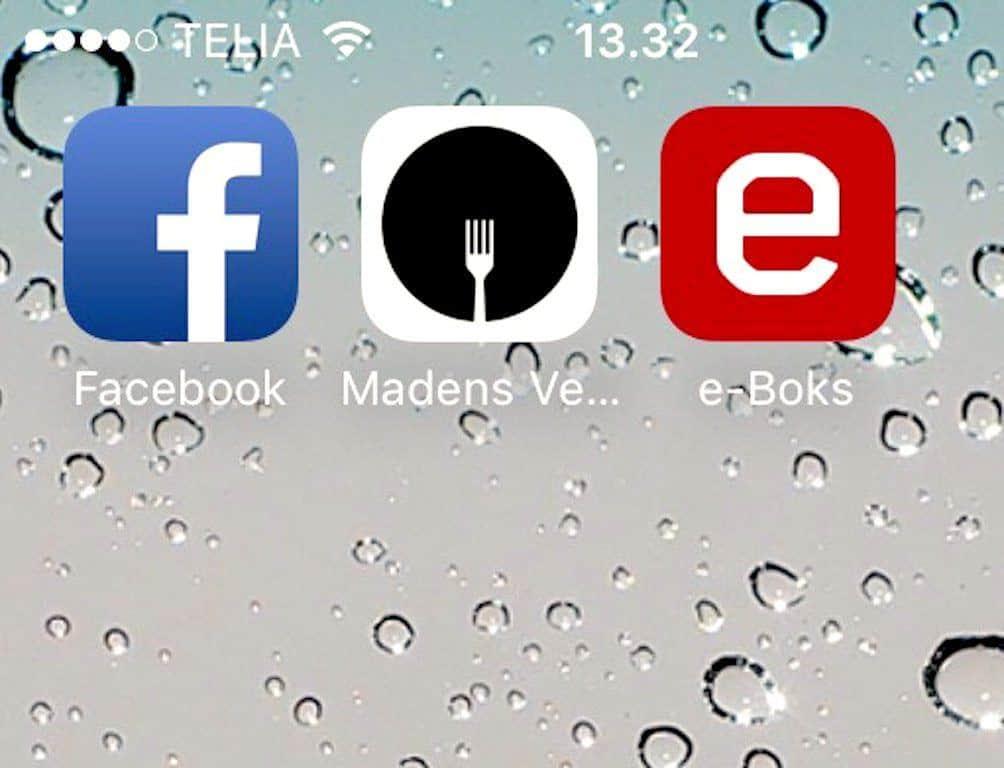 Få madensverden.dk på din mobil