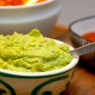 billede med guacamole