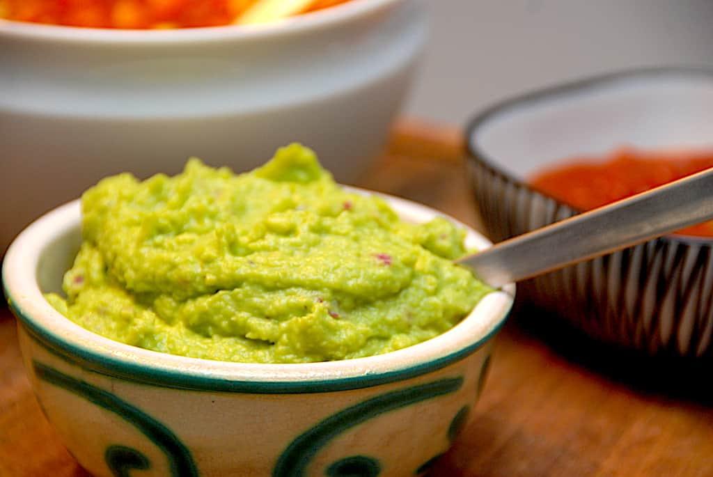 Guacamole - nem opskrift på lækker avocado dip