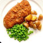 billederesultat for skinkeschnitzel