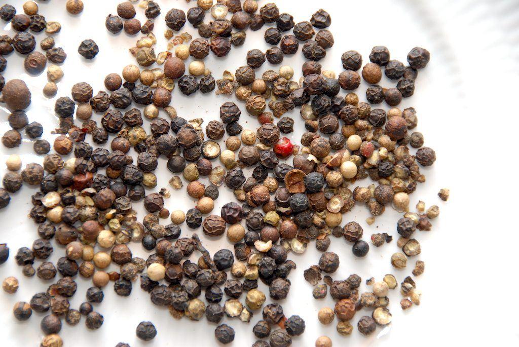 Sort peber – fakta og viden om peber