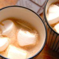 billederesultat for varm kakao med skumfiduser