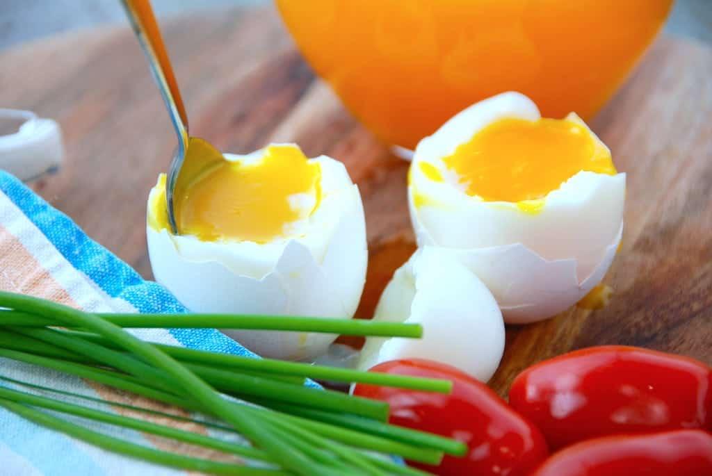 De bedste opskrifter med æg i mange udgaver