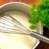 billederesultat for hvidsovs eller bechamelsauce