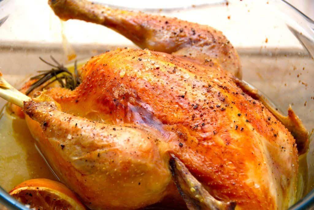 billederesultat for langtidsstegt kylling i ovn