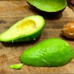 Billede resultat for skrællet avocado