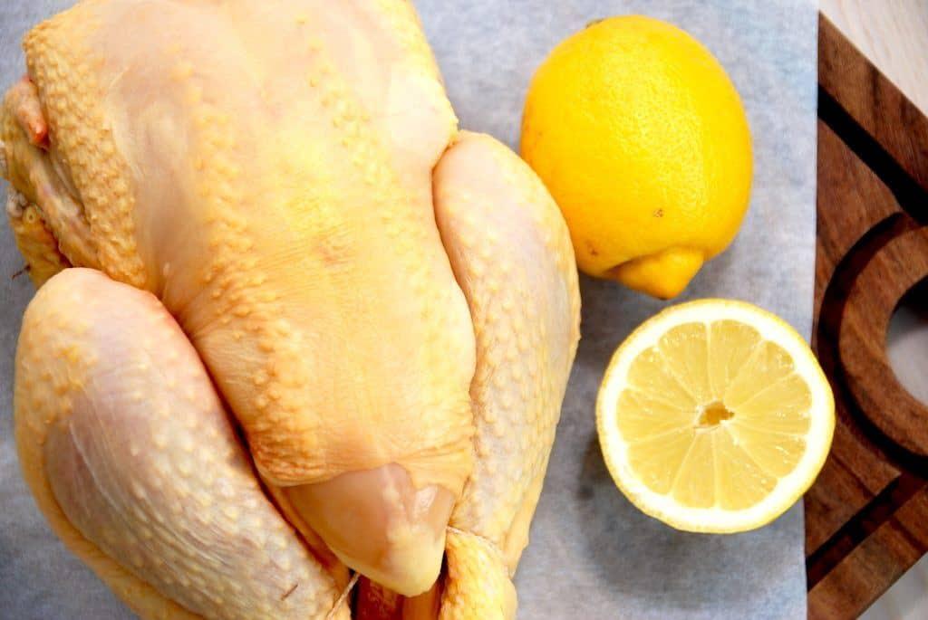 Tandoori kylling – hel indisk kylling