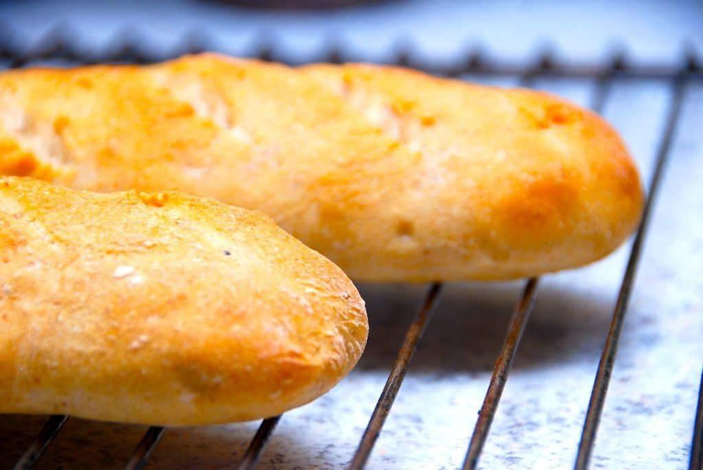 Baguettes – sådan bager du de franske brød