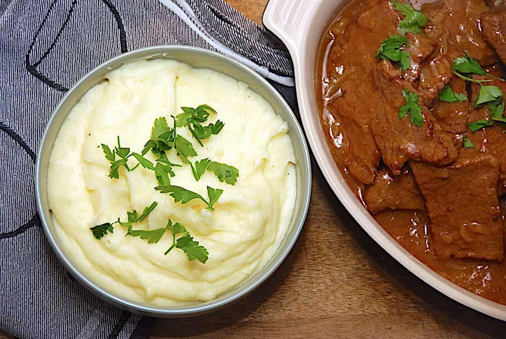 Kartoffelmos – gammeldags opskrift med rigeligt smør