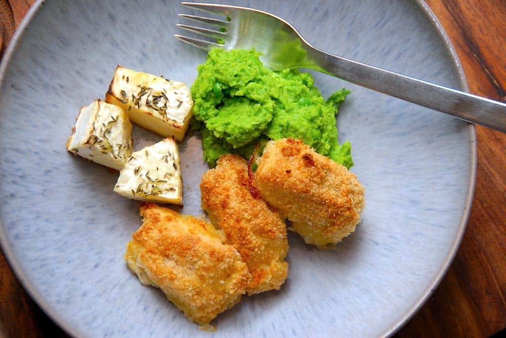 Fiskenuggets - nuggets med torsk