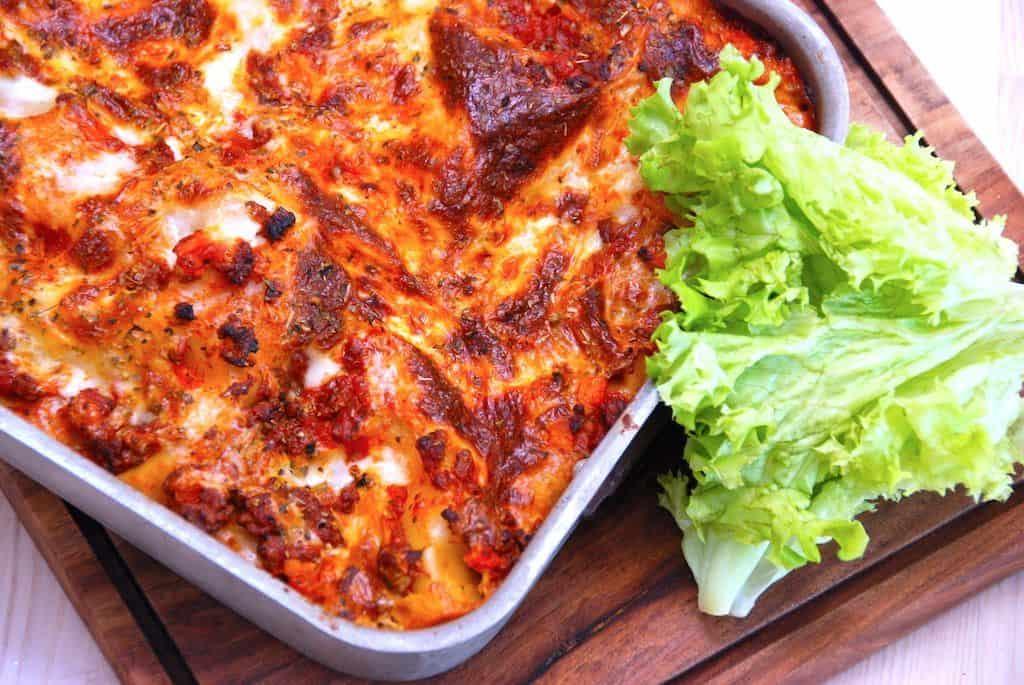 Italiensk lasagne - klassisk opskrift