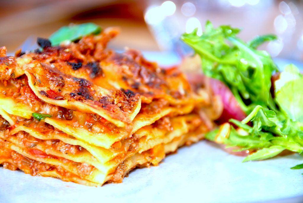 Billed resultat for lasagne