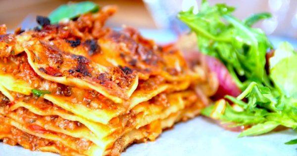 billede resultat for lasagne