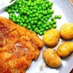 billederesultat for wienerschnitzel af svinemørbrad