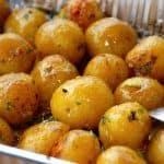 Billed resultat for grillede kartofler