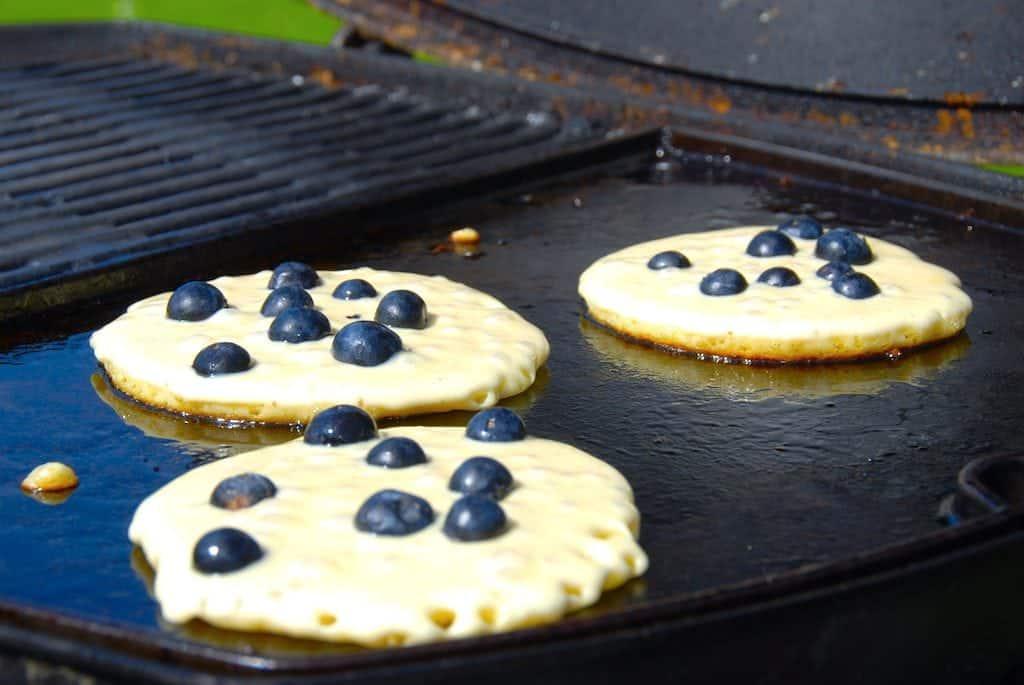 billede resultat for amerikanske pandekager på grillen