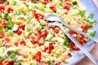 Billede resultat for couscous salat