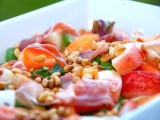 Billede resultat for ferskensalat