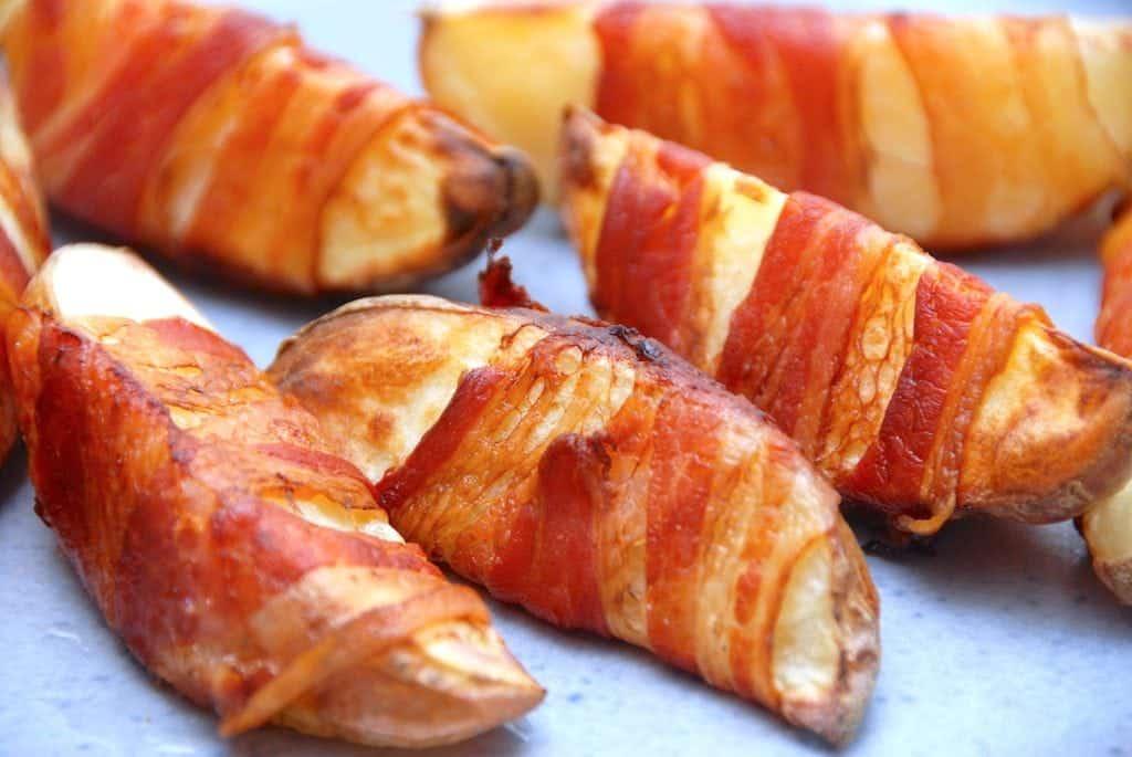 Billede resultat for kartofler med bacon