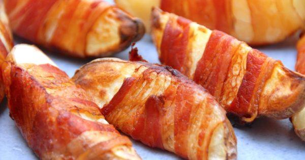 Billederesultat for kartofler med bacon