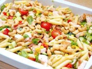 Billede resultat for kold pastasalat