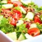 Billede resultat for nem avocadosalat med tomat