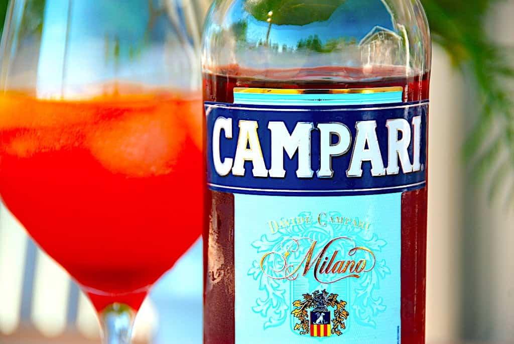 Campari – bedste opskrifter på drinks med Campari