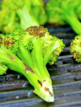 Sådan laver du grillet broccoli som tilbehør