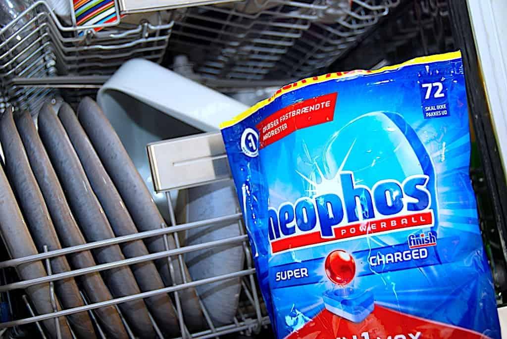10 vigtige informationer om din opvaskemaskine