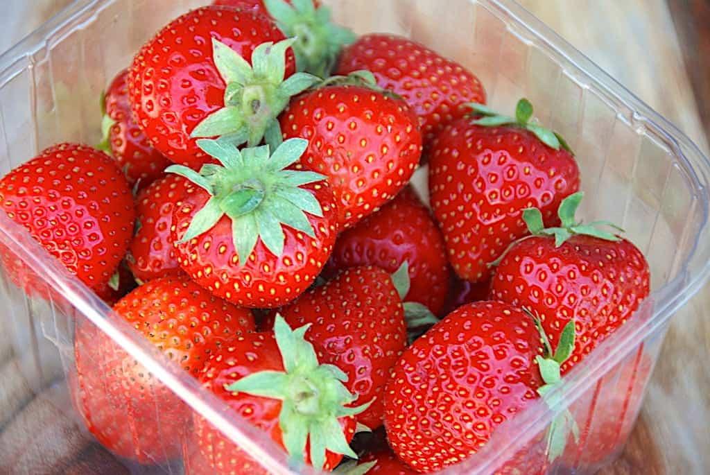 De bedste opskrifter med jordbær i alfabetisk rækkefølge