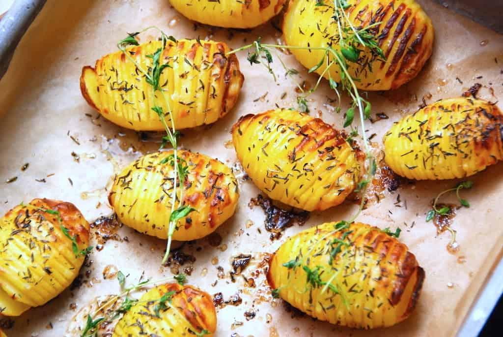 Alle opskrift med kartofler