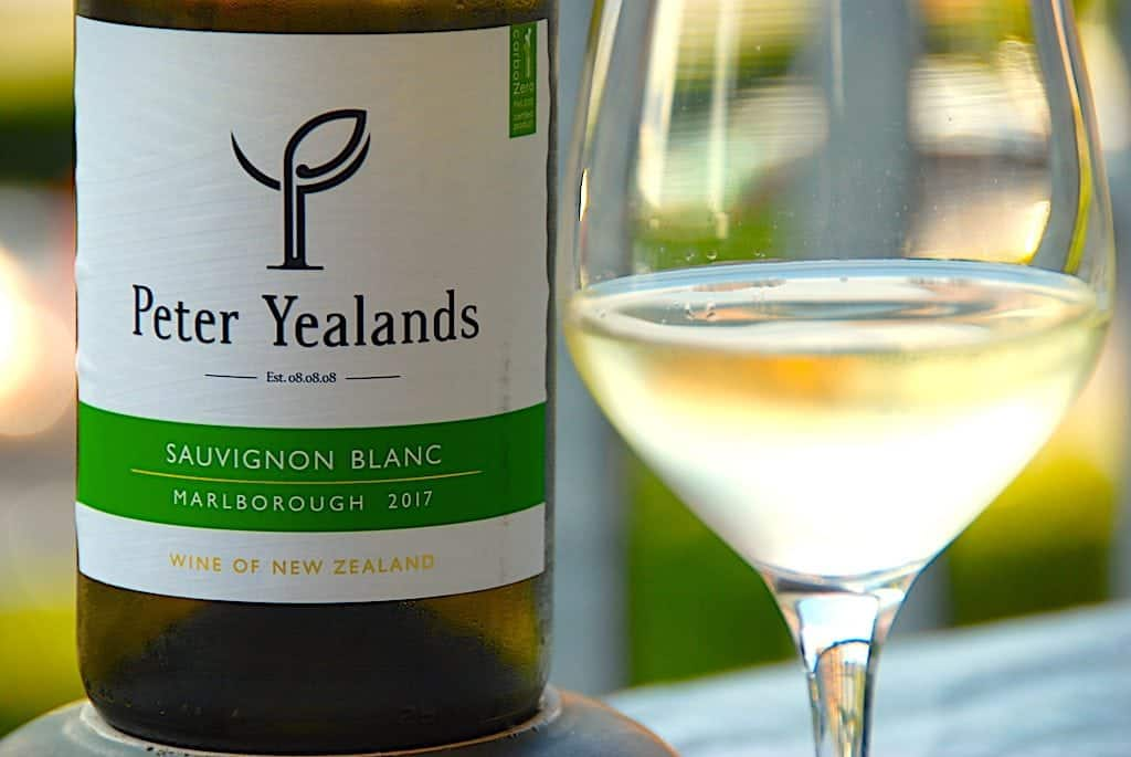 Peter Yealands Sauvignon Blanc 2017 hvidvin