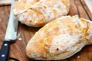 opbevaring af brød