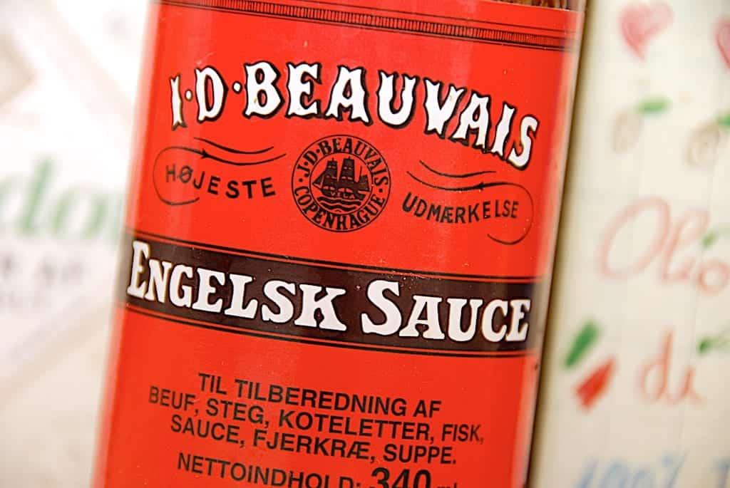 Hvad er engelsk sauce? Få svaret her